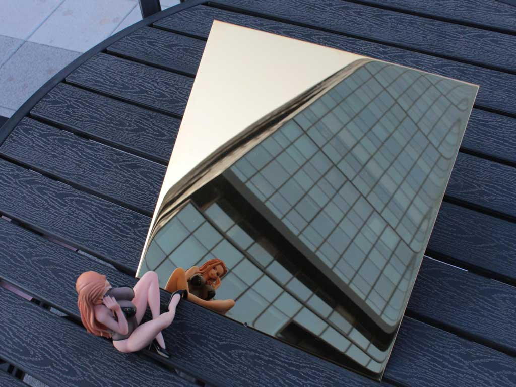 Stainless Steel No 8 / Super Mirror Sheets